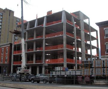 Concrete frame construction frame design reviews for Concrete home builders in georgia